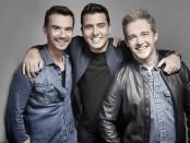 KLUBBB3 mit Florian Silbereisen, Christoff und Jan Smit
